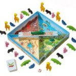 Animal Upon Animal Stacking Game from HabaUSA