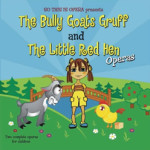 Bully Goats Gruff/Little Red Hen CD by Yvette Lewis