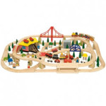 freight train set from bigjigs rail