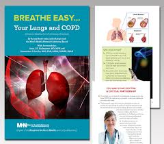 """Breathe Easy: Your Lungs and COPD""–My Latest Book for the Men's Health Network"