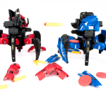 Combat Creatures Attacknid RC Robots