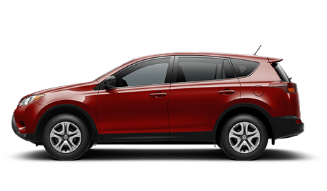 Toyota RAV4 – Wow!