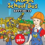 magic schoolbus revving up