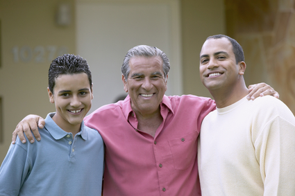 Sandwich Generation: Raising Teens & Caring for Aging Parents