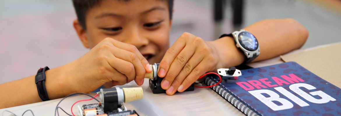 Galileo Innovation Camps: Great Way to Spend the Summer—and Save Money!