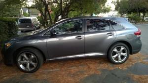 Toyota Venza: Smart and Stylish