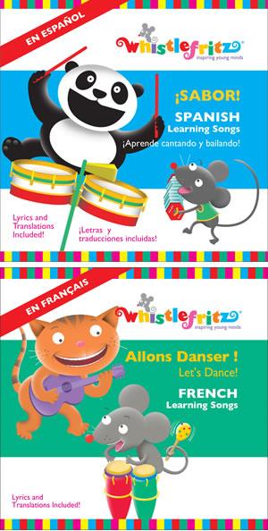 whistlefritz french and spanish