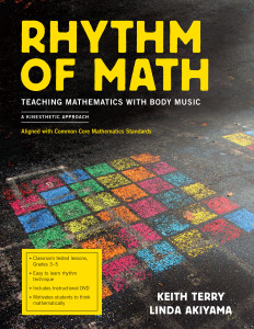 The Rhythm of Math + Transforming Math to Inspire Success