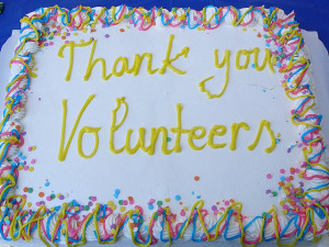 Volunteering: It's Not Just About You Anymore