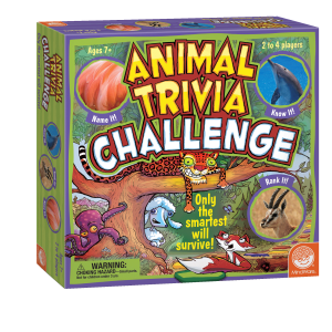 mindware animal trivia challenge