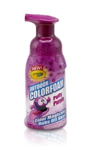 crayola outdoor colorfoam