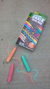 Crayola Sidewalk Chalk Mega Pack