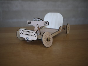 imagination supply diy go kart