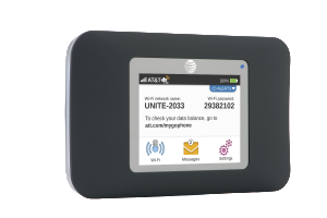 mrdad - ATT  netgear mobile hotspot