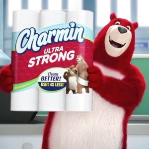 Squeezing the Charmin Ultra Strong–You Just Can't Stop Yourself