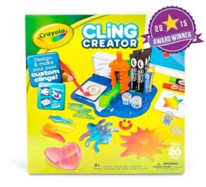 crayola - cling creator