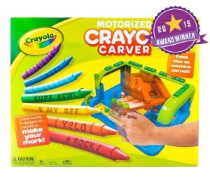 crayola - crayon carver