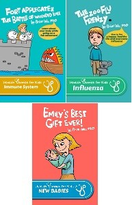 health stories for kids