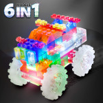 laser pegs monster truck