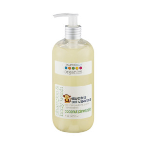 nature's baby shampoo and body wash