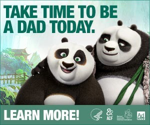 Learning about Fatherhood from the Kung Fu Panda