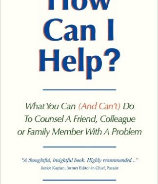 What You Can and Can't Do to Counsel a Friend