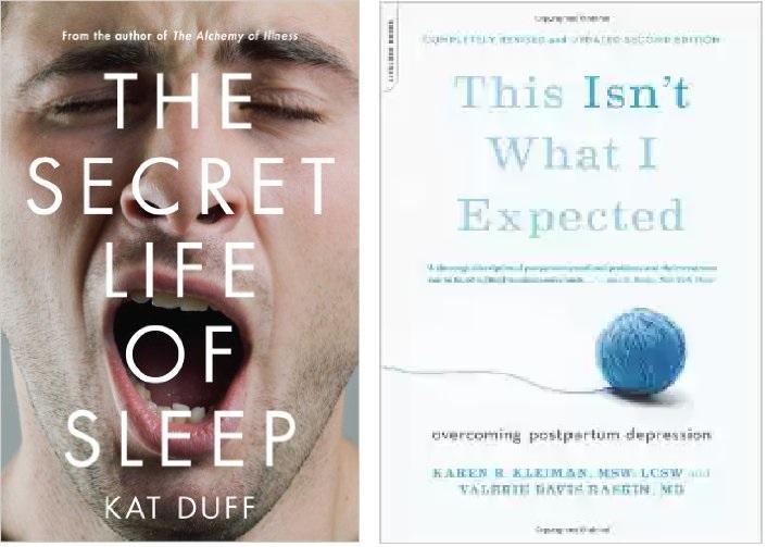 Secret Life of Sleep + More Than Baby Blues