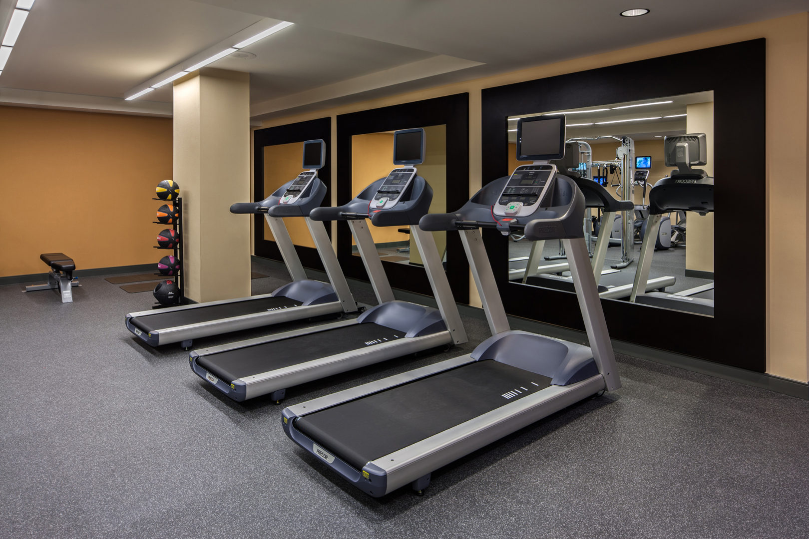 Homewood fitness center