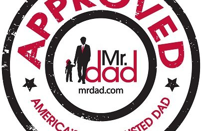 Mr. Dad Seal of Approval Winners, Father's Day 2016