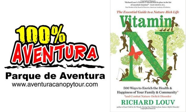 Adventure Activities in Costa Rica + Vitamin N
