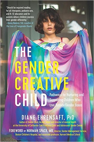 Nurturing and Supporting Children Who Live outside Gender Boxes