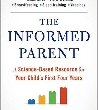The Science of Parenting in Your Child's First Four Years