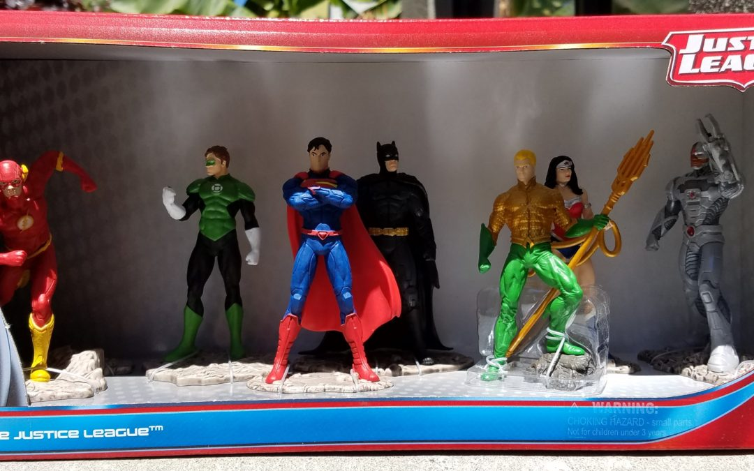 Superhero Movie Figures