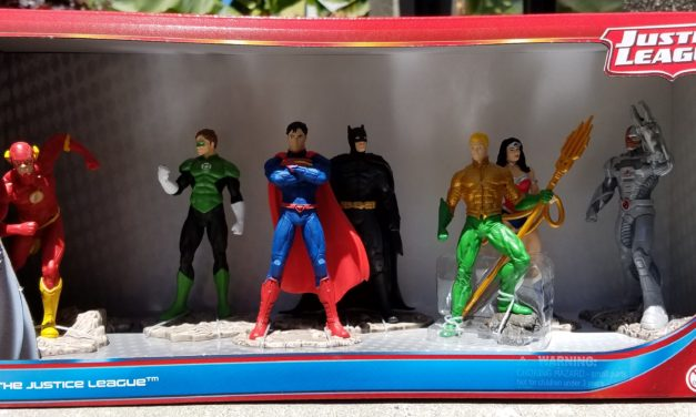Superhero Movie Figures
