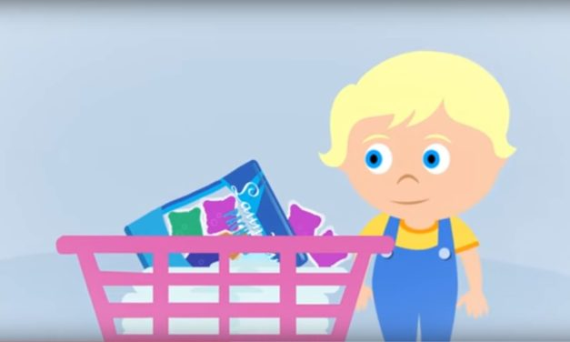 You Can Help Prevent Laundry Packet Exposure