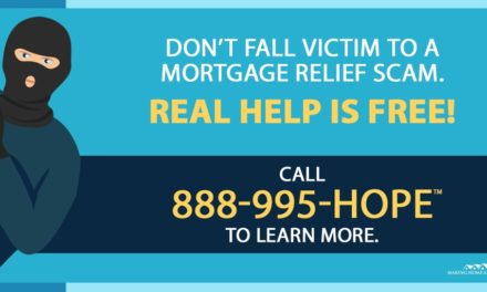 Protect Yourself from Mortgage Relief Scams