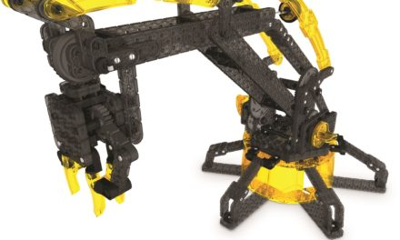 VEX Robotics Arm from @Hexbug and @BestBuy