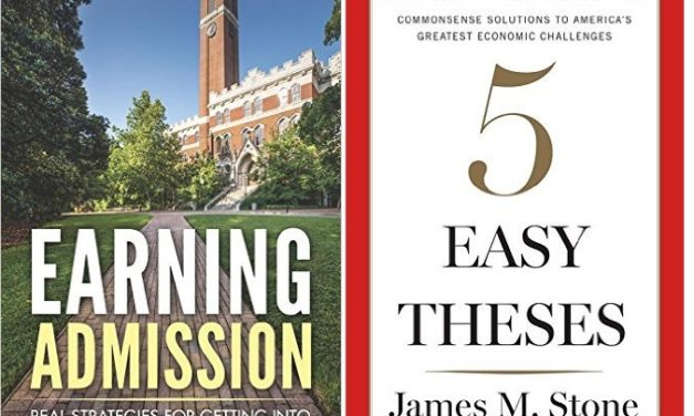 College Admissions Strategies + 5 Easy Theses