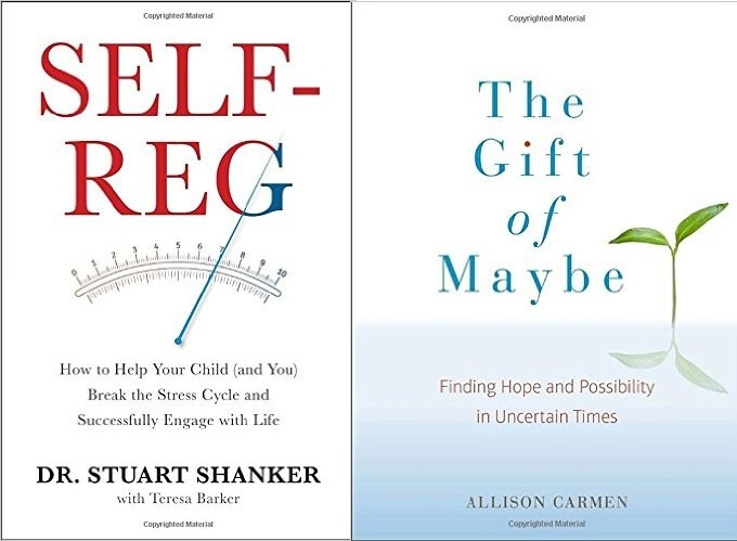 Mastering Self-Regulation + The Gift of Maybe