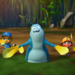 "Sing and Dance along with the Beatles, the ""Beat Bugs,"" @Netflix, and the #StreamTeam"