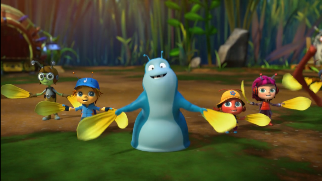 """Sing and Dance along with the Beatles, the """"Beat Bugs,"""" @Netflix, and the #StreamTeam"""