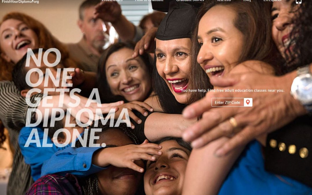 Hats off to Adults Who Earn Their High School Diploma