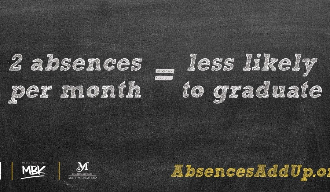 Chronic Absenteeism Puts Students at Risk of Failing in School