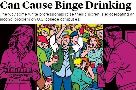 How Helicopter Parents Cause Binge Drinking