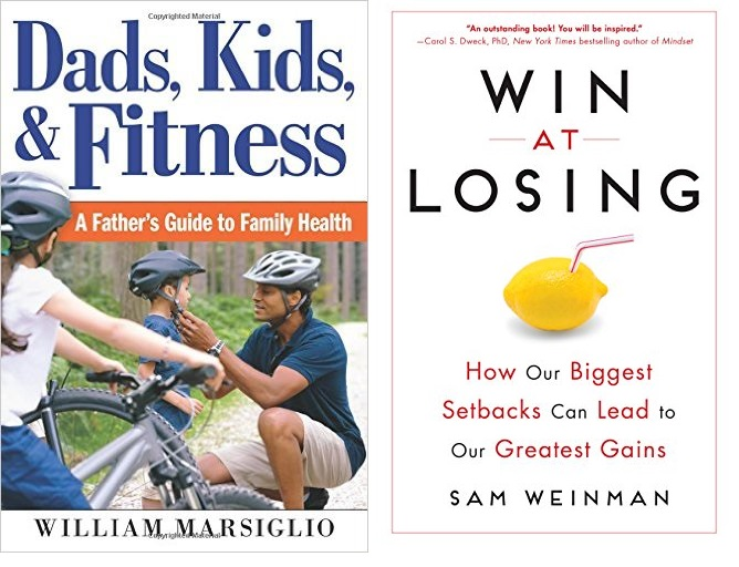Dads, Kids, and Fitness + How to Win at Losing
