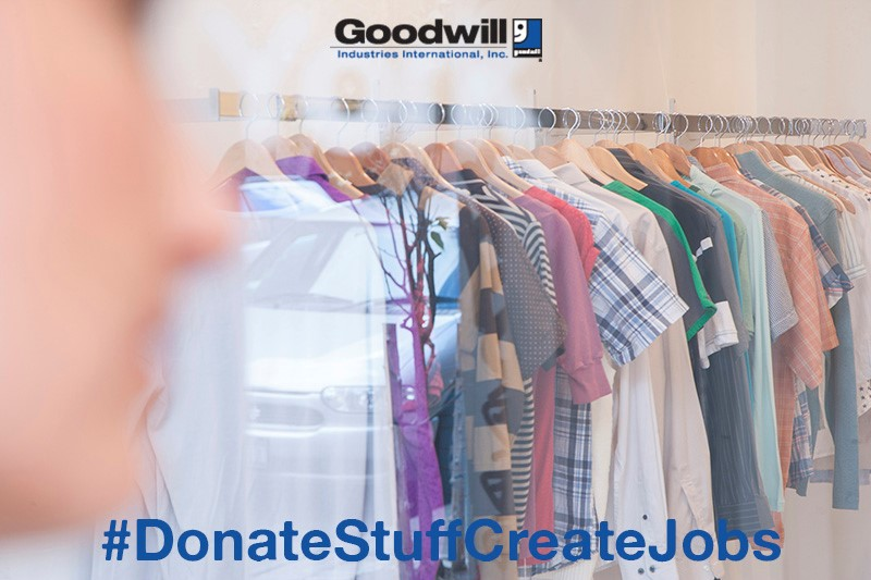 Donate Stuff, Create Jobs, and Feel Great. Does It Get Any Better Than This?