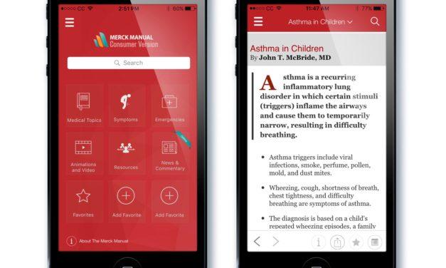 The Merck Manual Consumer App