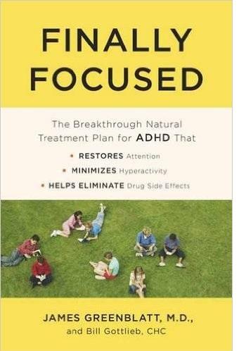 Breakthrough Natural Treatment Plan for ADHD