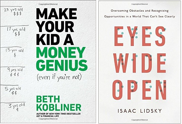 Make Your Kid a Money Genius + Eyes Wide Open