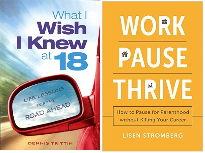 What I Wish I Knew at 18 + Work, Pause, Thrive
